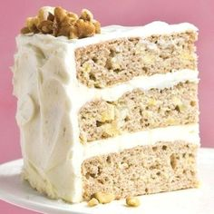 Updated Hummingbird Cake is the most requested recipe in Southern Living history. This updated version has less sugar and oil than the original, fewer eggs, and half the salt. Baking Recipes, Cake Recipes, Dessert Recipes, Biscoff Recipes, Mini Cakes, Cupcake Cakes, Cupcakes, Humingbird Cake Recipe, Just Desserts