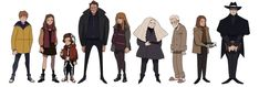"""A line up of dark characters! Game Character Design, Character Design References, Character Design Inspiration, Comic Character, Dark Souls, Fanart, Dark Fantasy, Netflix Series, Tv Series"