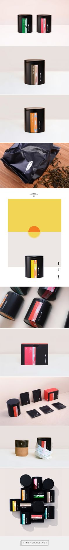 Art direction, branding and packaging for 东西茶事 Any Tea on Behance by Konrad Sybilski Warsaw, Poland curated by Packaging Diva PD. A modern Chinese brand for people seeking high quality products made from selected fine tea from all over the country.