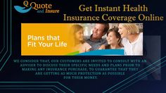 Now a days in insurance market there are many options when purchasing instant health insurance coverage. With our guidance, you can buy quick and best health insurance through special enrolment period.