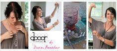 Ontwerpster Dorien Berkhout combineert haar gevoel voor mode en styling met een passie voor mooie materialen en eigentijdse ontwerpen.
