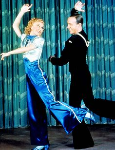 Fred Astaire and Ginger Rogers - Follow the Fleet!