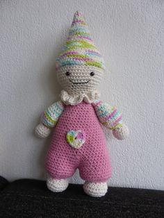 Cuddly baby van Lilleliis