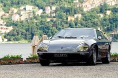Lamborghini 400 GT Shooting Brake Touring