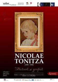 Expozitie de pictura si grafica Nicolae Tonitza