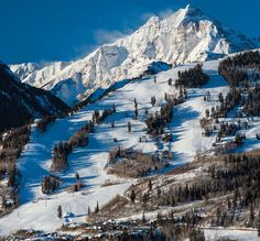 Why you should ski Aspen Snowmass​'s Buttermilk. The under appreciated little hill with a big attitude will surprise you. In a good way. (Photo: Daniel Bayer)