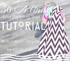 New Sewing Machine Cover Diy Bathing Suits Ideas Sewing Hacks, Sewing Tutorials, Sewing Crafts, Sewing Projects, Sewing Patterns, Sewing Tips, Sewing Ideas, Bathing Suit Covers, Bathing Suits