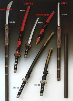 japanese weapons