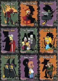 Simpsons tree house of horror manifestations.