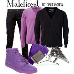 Disney Bound - Maleficent
