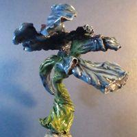 Antiques Art Nouveau The Erotic Hugger Art Nouveau Marble Sculpture After Bruno Zach Convenient To Cook