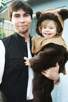 Wicket the Ewok   Costume Pop  sc 1 st  Pinterest & Baby Ewok Costume - OCCASIONS AND HOLIDAYS   My Creations ...