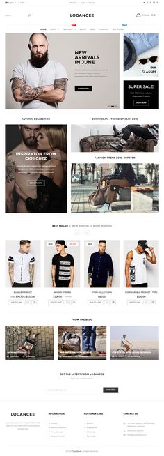 Logancee is Premium Responsive Retina #Magento eCommerce Theme. #BootstrapFramework. #ParallaxScrolling. Video Background. Test free demo at: http://www.responsivemiracle.com/cms/logancee-premium-responsive-multipurpose-magento-theme/