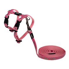 Buy Rogz Catz SparkleCat Extra Small Cat H-Harness and Lead Combination, Pink - for Cat Harness, Cat Training Pads, Cat Shedding, Cat Fleas, Cat Memorial, Small Cat, Flea And Tick, Cat Grooming, Cat Health