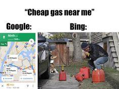 """Blleall gas near me"" - iFunny :) Funny Car Memes, Cartoon Memes, Really Funny Memes, Stupid Funny Memes, Funny Relatable Memes, Haha Funny, Dankest Memes, Hilarious, Funny Cars"