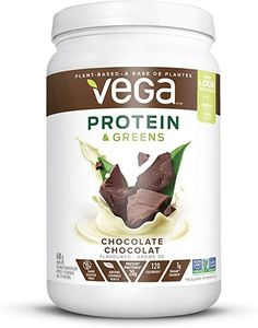 Looking for more than just protein powder? Deliciously smooth, Vega Protein & Greens helps add effortless nutrition with real, plant-based food ingredients like spinach and kal Plant Based Protein Powder, Vegan Protein Powder, Chocolate Protein Powder, Chocolate Flavors, Lactose Free, Dairy Free, Gluten Free, Vega Protein And Greens, Protein Shakes For Women