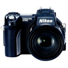 Amazon.com: Nikon Coolpix 5700 5MP Digital Camera w/ 8x Optical Zoom: Camera & Photo