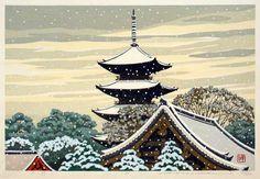 """""""Fuyu no Syou"""" (Winter in Syou) by Masao Ido"""