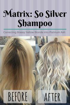 Sheer Blonde Hair Toner And Gloss 2017