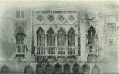 [A3N] : Windows of the third and fourth order, Casa Segredo, Grand Canal, Venice / John Ruskin