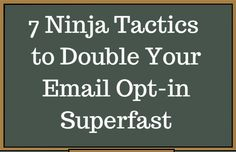 Doubling your email subscription doesn't have to an impossible feat...