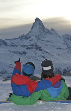 Centered on the Matterhorn — the most photographed mountain in the world — Zermatt offers an unrivaled panorama.