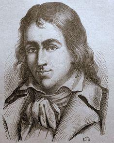 Jacques-René Hébert. Figura destacada de la Revolución Francesa.