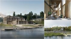 Image 1 of 13 from gallery of Diversity of Use and Landscape Defines Denmark's New Rowing Stadium. Courtesy of AART architects