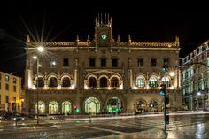 Estação Ferroviária do Rossio, Lisboa - Portugal ©Tozé Fonseca