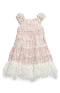 Biscotti 'Belle Fleur' Floral and Lace Dress, 12M - 4T (3T) Biscotti. $85.00