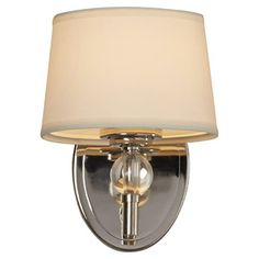 Callie Crystal Ball Wall Sconce