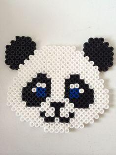 Bügelperlen Panda