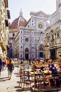 Florence, Italy: stunning city and a must to visit