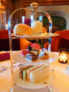 Queen Victoria Afternoon Tea