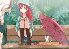 Aaaawwwww...:-) Happy Show, Sayaka Miki, Symbolic Art, Magical Girl, Shoujo, Female Characters, Just In Case, Aurora Sleeping Beauty, Kawaii