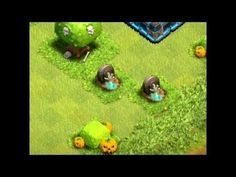 Clash of Clans -- Halloween Update Overview 2017! Complete Video ...