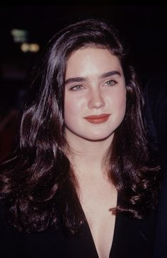 Jennifer Connelly Pictures and Photos Beautiful Celebrities, Beautiful Actresses, Beautiful Women, Jennifer Conely, Jennifer Connelly Young, Actrices Hollywood, Portraits, Mannequins, Hollywood Actresses