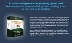 http://digitalshoppingcart.blogspot.in/2013/07/learn-singing-and-training-online-with.html  You can learn singing method online just by devoting 5 min a day. You will learn various technique in this lesson. This tutorial is best for begginer