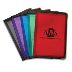 - Stitched edge trim and metal corners - Document storage sleeve - Business card slot - FREE writing pad