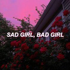 hrricanehalsey: ♡ sad girl ♡