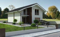 Návrh rodinného domu Aktual od APEX ARCH s.r.o.
