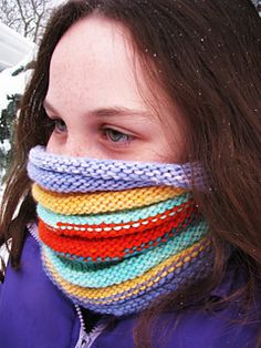 Named for my wonderful knitters at Van Hise Elementary. This project is perfect for learning the purl stitch, practicing knitting in the round and binding off. In self-striping yarn, you don't have to worry about changing colors. Works well as a set with the Van Hise Hat, also a free Ravelry download.
