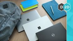 MacBook vs Surface Pro - The Best Laptop for Students 2017-Dave2D review of the best laptops for school and college. Laptop skins from https://www.dbrand.com Laptop Boost Battery - http://amzn.to/2tfDTIA Backpack - h...