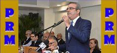 Luis Abinader lamenta presidente Medina muestre reticencia frente escándalos de corrupción e impunidad como caso Odebrecht