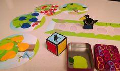 Первые настольные игры малыша Haba First orchard (скачать) - Настольные игры - Babyblog.ru