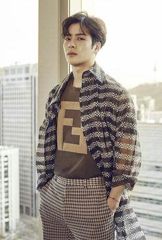 Jackson X Glass Magazine (2) Spring 2018 #Jackson #JacksonWang #GOT7 #갓세븐