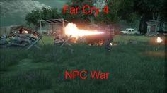 Far Cry 4 NPC War