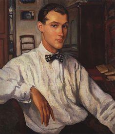 """Zinaida Serebriakova 1921 """" R. Ernst"""""""