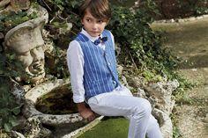 Carlo Pignatelli Junior 2017. #carlopignatelli #cerimonia #junior #kidswear #kidsclothing #kidsfashion #bimba #bimbo #modabimbi