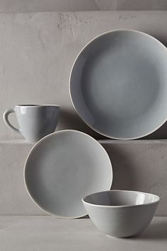 Laurentide Dinner Plate - anthropologie.com
